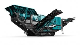 Powerscreen mobile Brechanlage Trakpactor-500